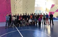 Spor Tırmanış Emniyetçilik Kursu Rize'de düzenlendi.