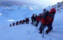 ERDAK 7. Geleneksel Hasandağı Kış Zirve Tırmanışı