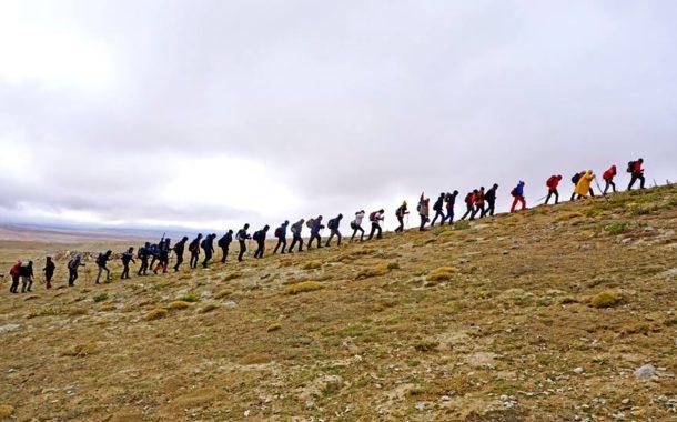 Yaz Yürüyüş Liderliği Kursu - Muş Başvuruları