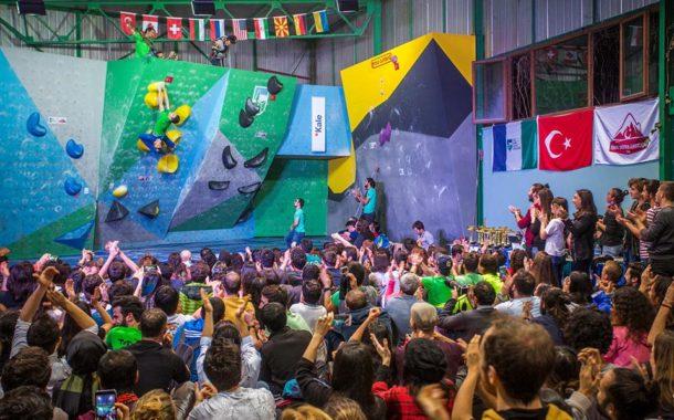 TED Boulder Cup İstanbul'da Tamamlandı
