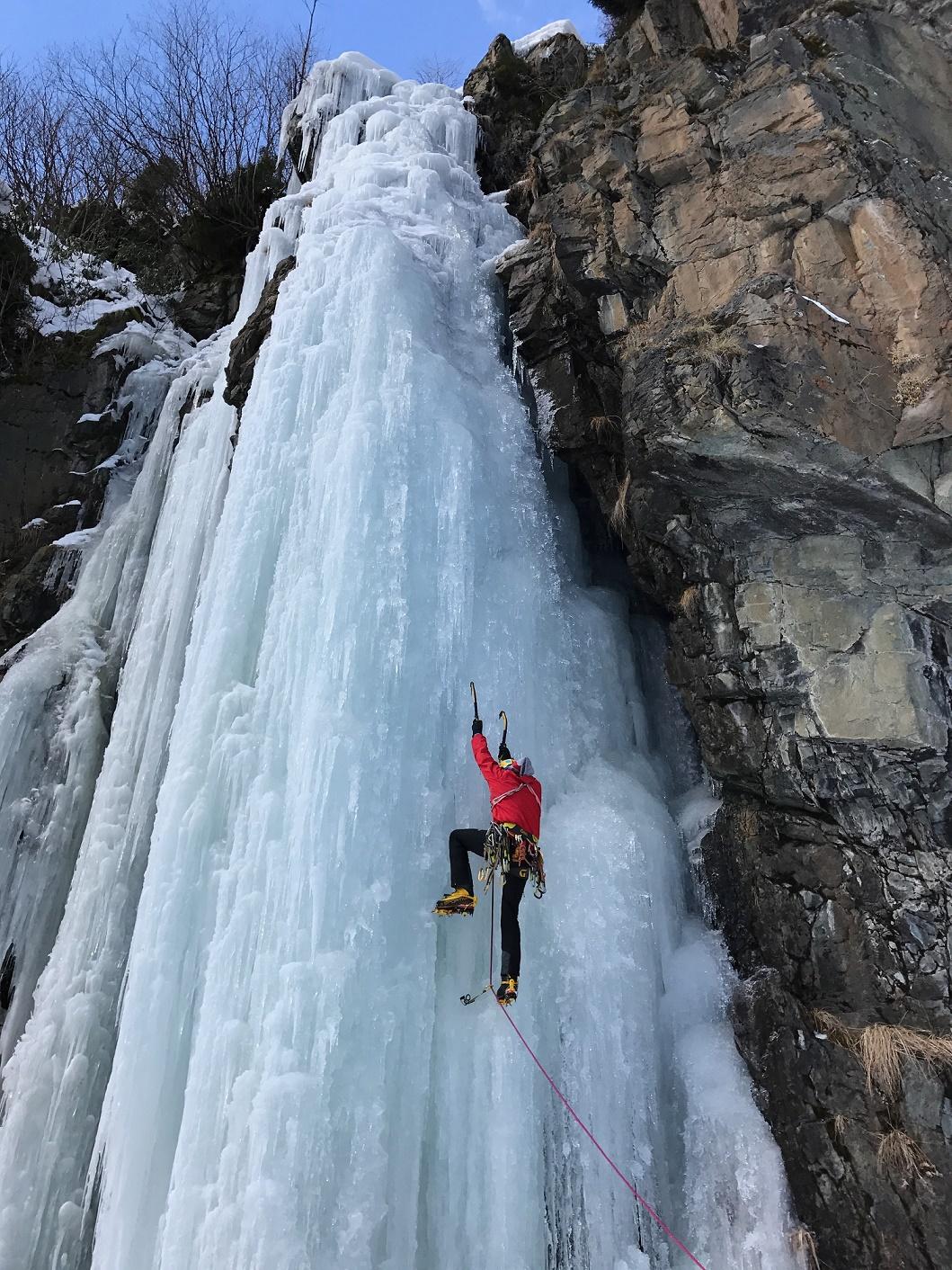 KDRK 1. Şelale Tırmanış Şenliği