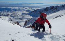 8. Geleneksel Uluslararası Hacılar Erciyes GSK Kulübü Erciyes Kış Tırmanışı