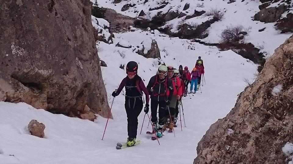 Minikler-Yıldızlar-Gençler Dağ Kayağı Temel Seviye Eğitimi (U23) Başvuruları