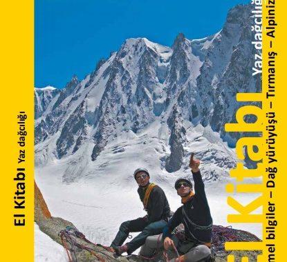 UIAA ve PETZL Ortak Çalışması Olan Dağcılık Kitabı Türkçe Baskısı Federasyonumuz Tarafından Satışa Sunuldu.