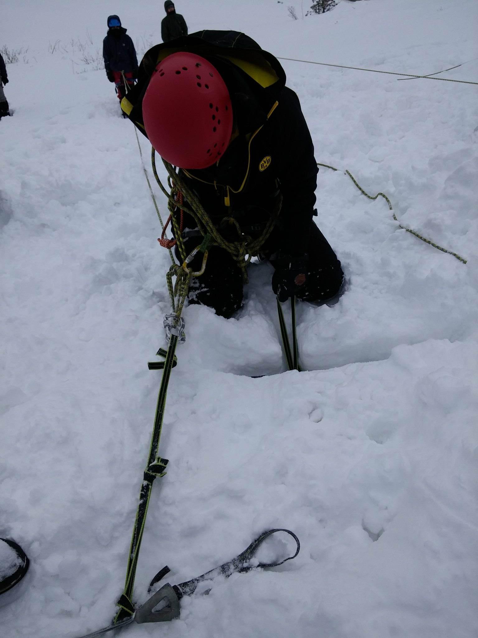 Kış Arama Kurtarma Eğitimi - Niğde Başvuruları