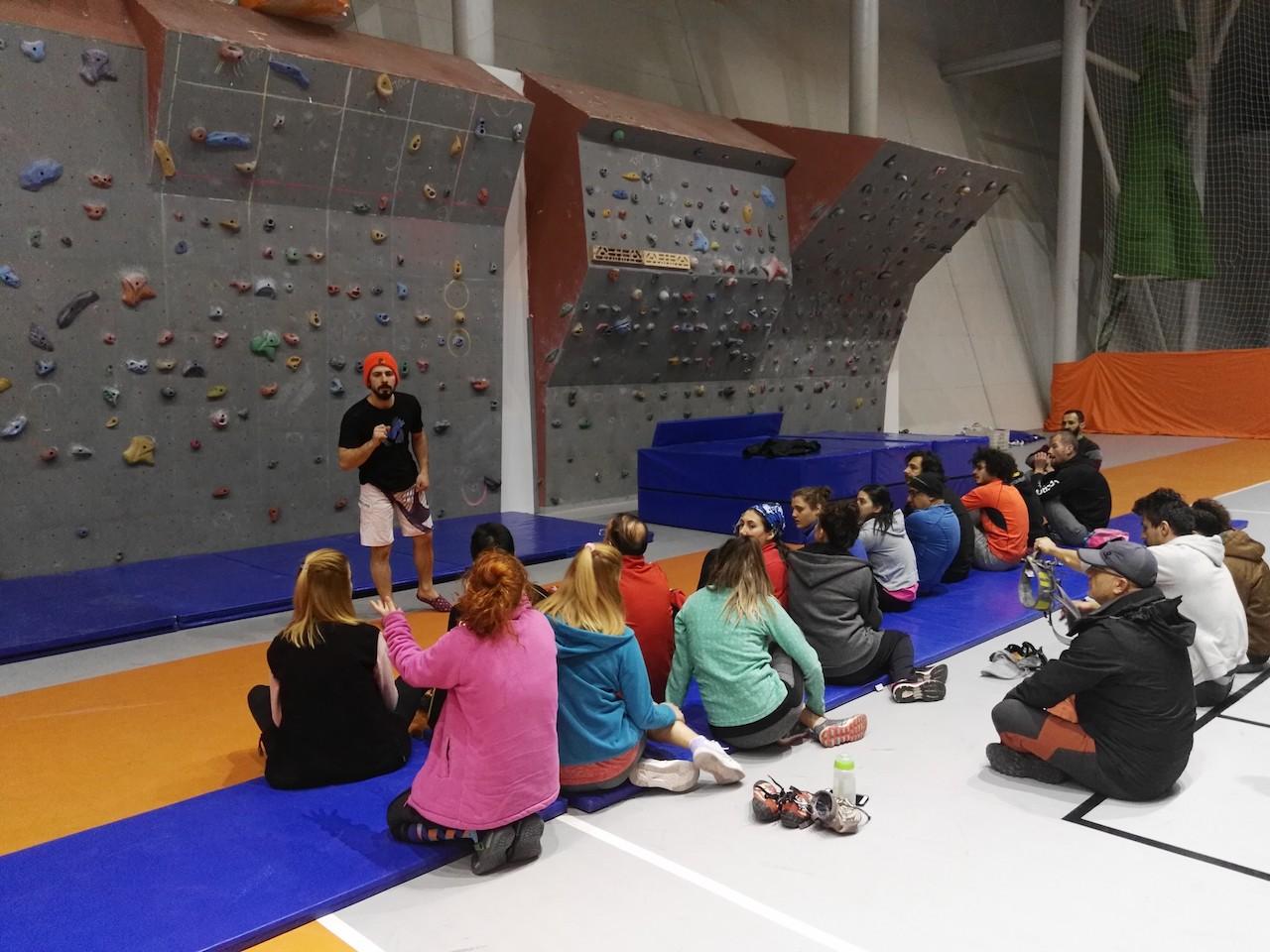 Spor Tırmanış 1. Kademe Antrenör Kursu (Temel Eğitim) - Samsun Başvuruları