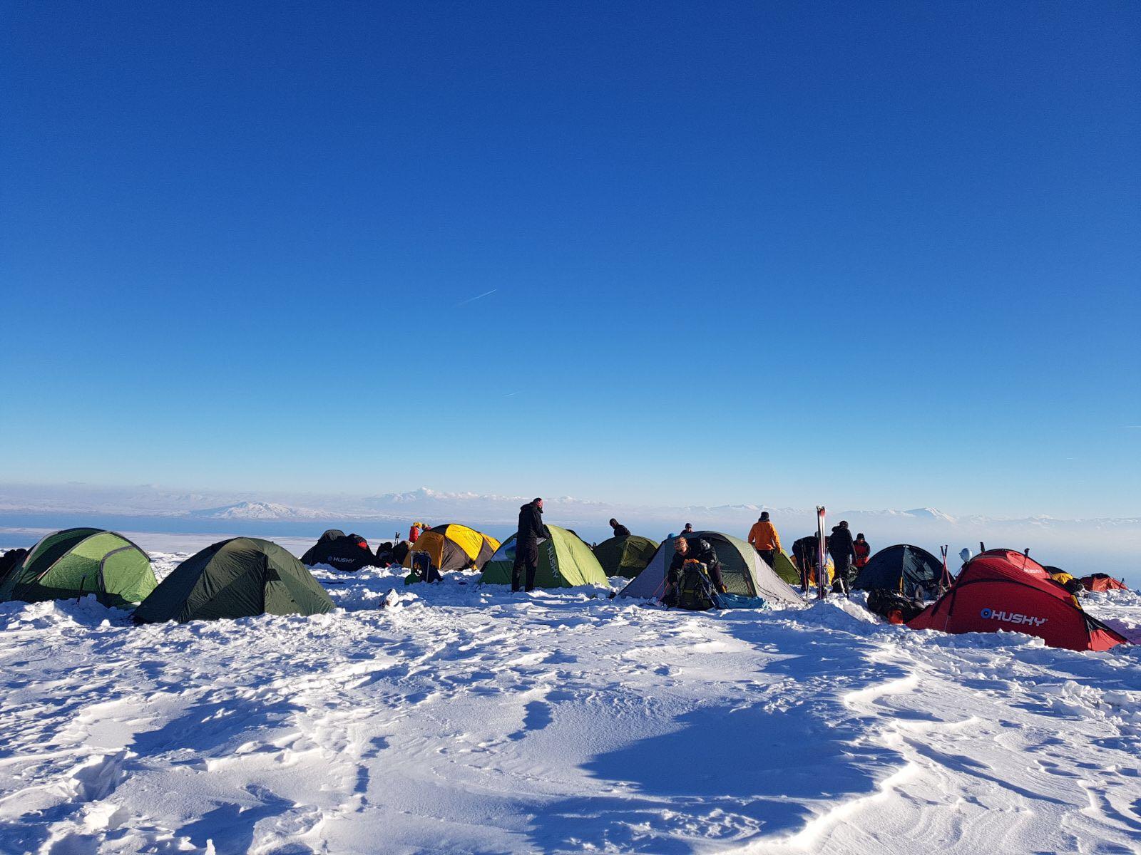 Süphan Dağı Kış Tırmanışı ve Dağ Kayağı Faaliyeti Katılımcı Listesi