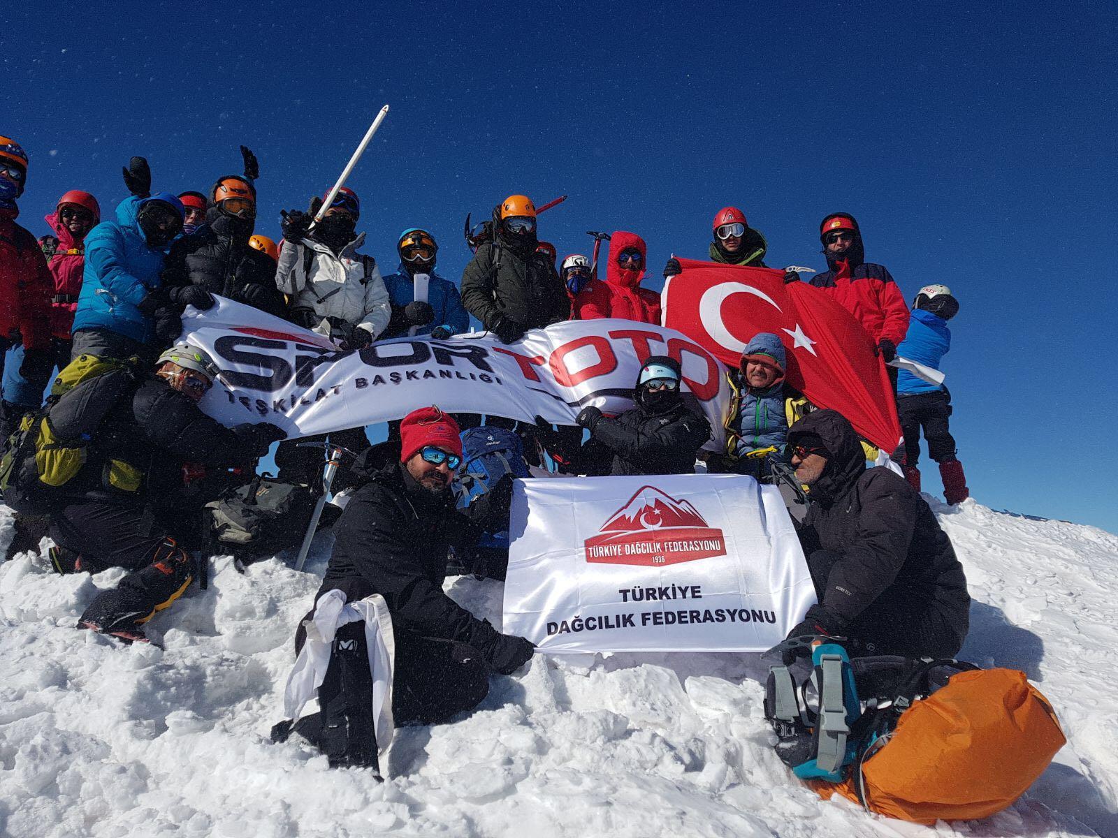 Allahuekber Dağı Sarıkamış Şehitlerini Anma Zirve Tırmanışı Katılımcı Listesi