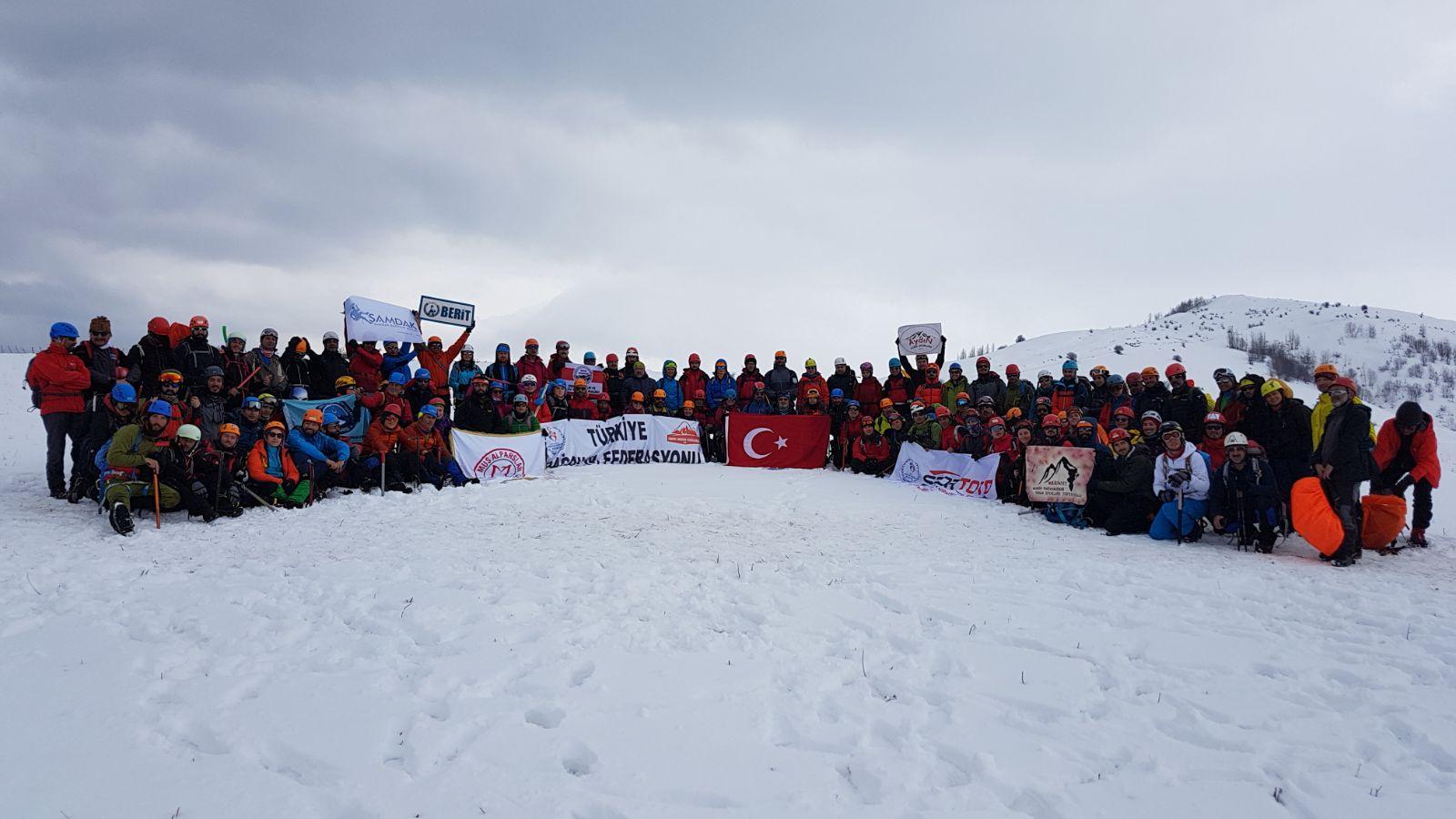 Kış Gelişim Eğitimi Muş'ta tamamlandı.
