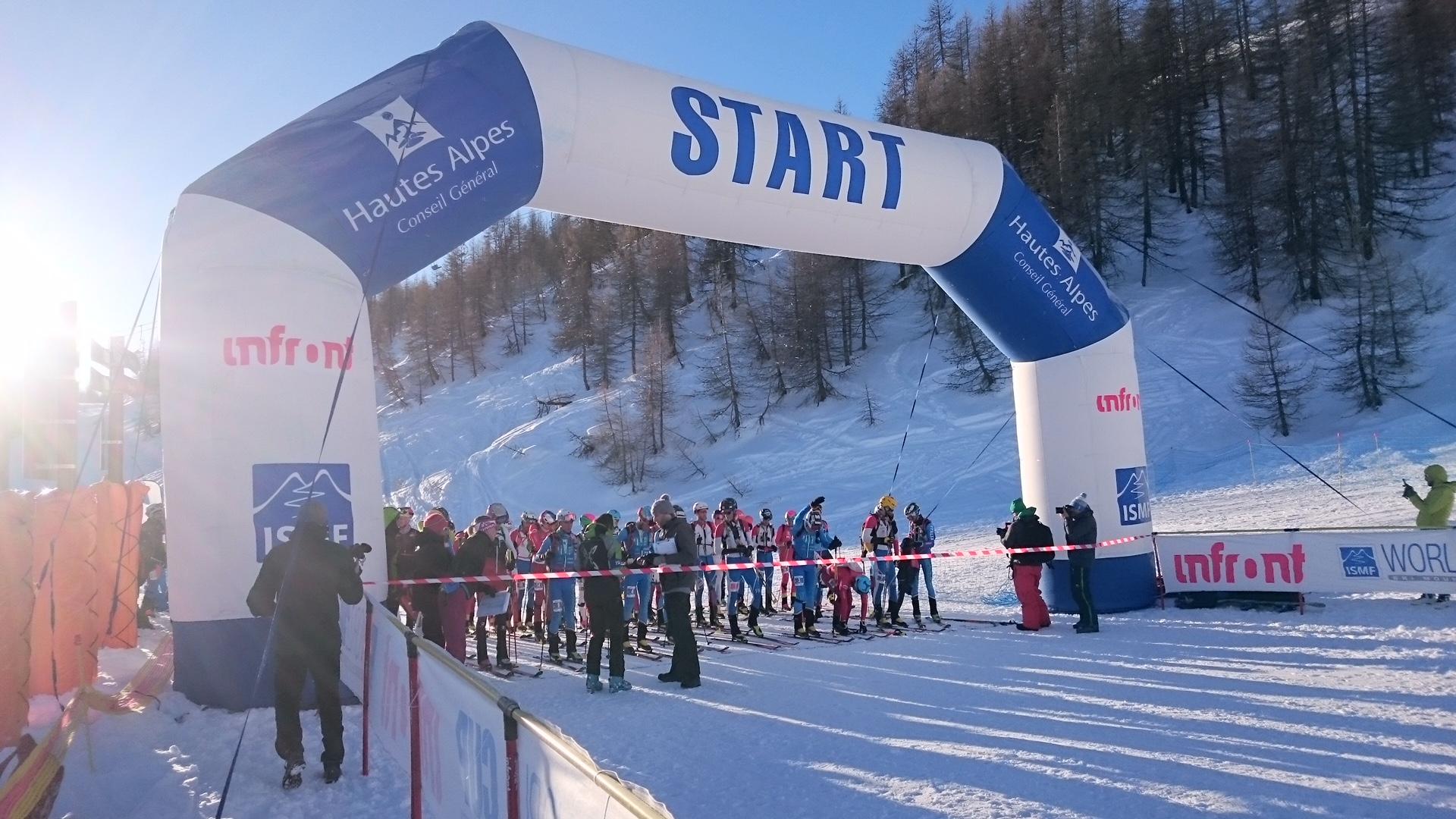 Dağ Kayağı Dünya Kupası tamamlandı.