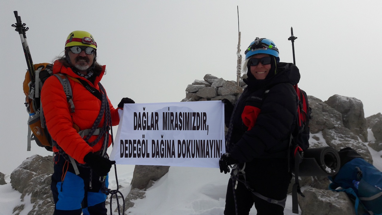 Dağlarımız Mirastır: Dedegöl Dağı'na Dokunmayın!