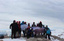 İzmir Gençleri Dağcılık tarafından Bozdağ Kış Tırmanışı başarıyla tamamlandı.