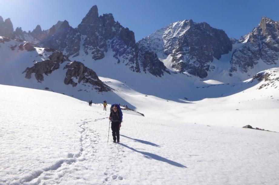 Kaçkar Dağı Kış Tırmanışı Başvuruları