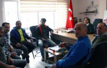 Dağ Kazaları Araştırma ve İnceleme Komisyonu ilk toplantısını yaptı.