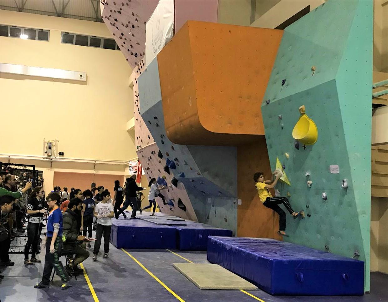 Spor Tırmanış Minikler Boulder Türkiye Milli Takım Seçme Yarışması Sonuçları