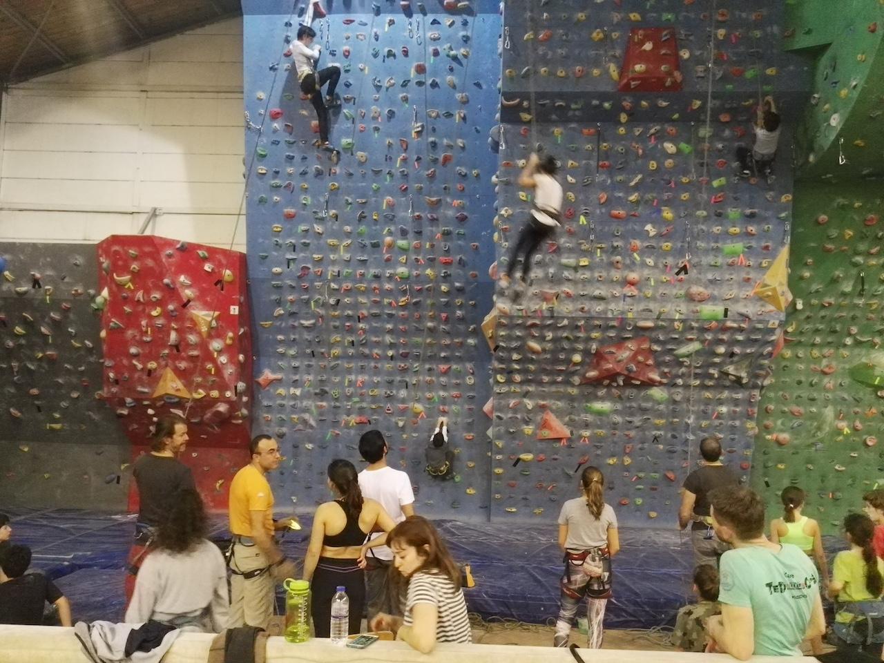Spor Tırmanış Temel Seviye Eğitimi - Kütahya Başvuruları