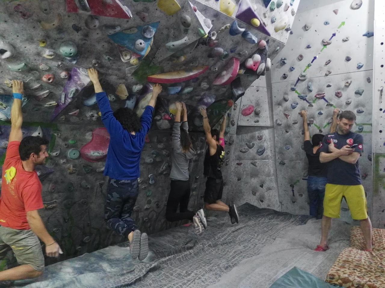 Spor Tırmanış 1. Kademe Antrenör Kursu (Temel Eğitim) - Kütahya Başvuruları