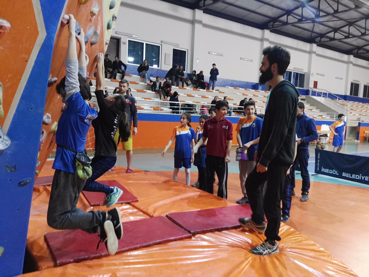 Spor Tırmanış Temel Seviye Eğitimi - Diyarbakır Başvuruları