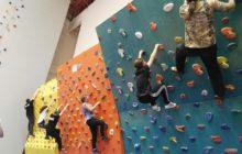 Spor Tırmanış Workshop'u 3 farklı ilde gerçekleştirildi.