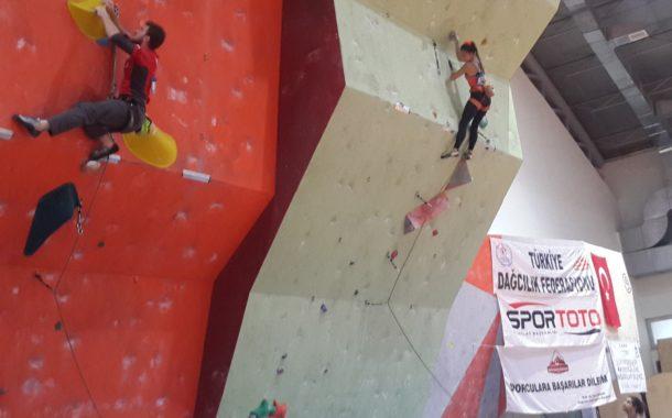 Spor Tırmanış Küçükler, Gençler, Büyükler Hız Türkiye Şampiyonası Finali - Bursa Katılımcı Listesi