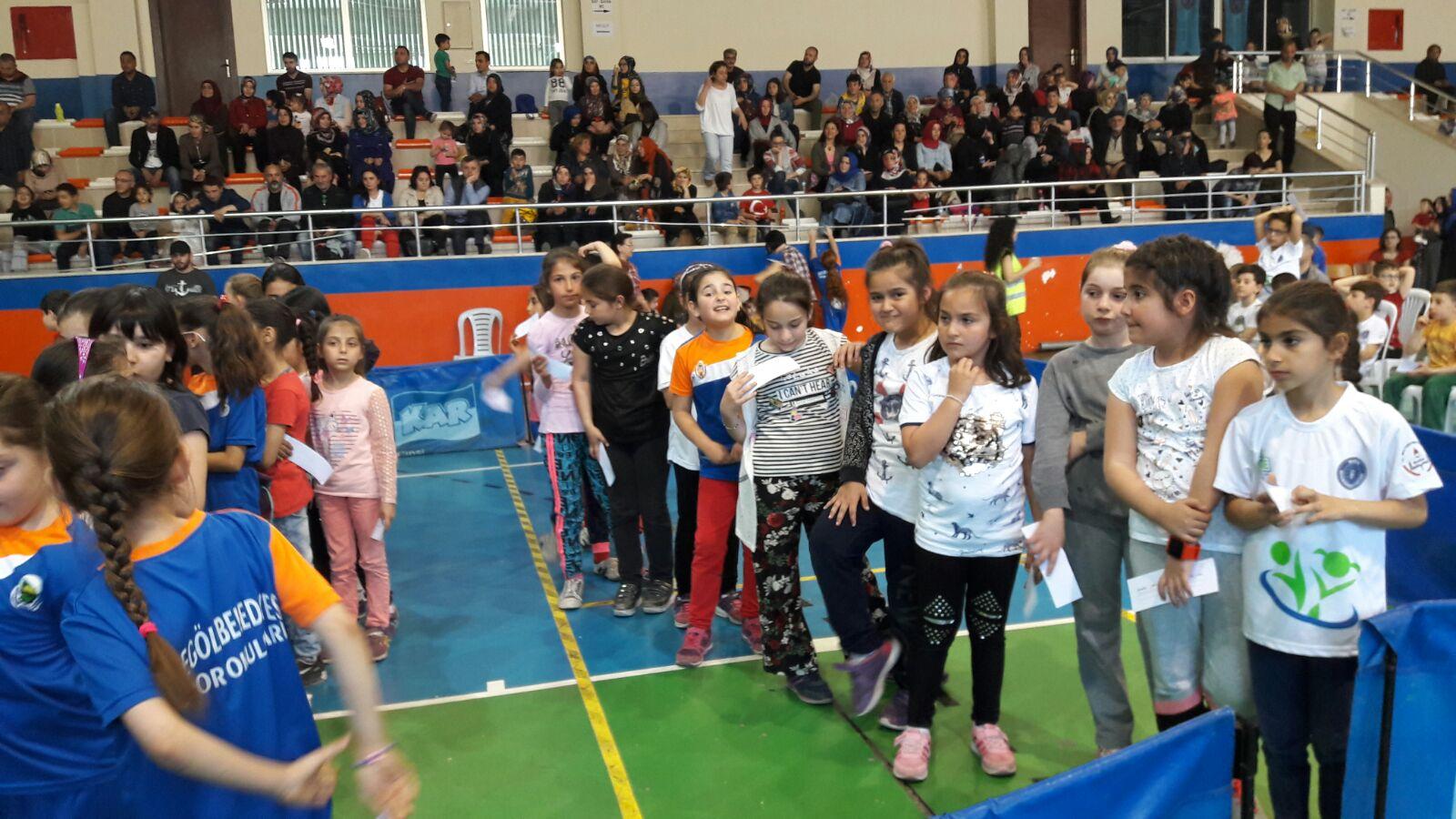 Spor Tırmanış Minikler, Küçükler Lider Türkiye Şampiyonası Finalleri 2.Ayak - Samsun Katılımcı Listesi