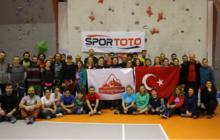 Spor Tırmanış Temel Seviye Eğitimi - Balıkesir Başvuruları