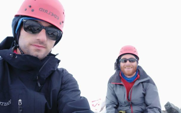 KTÜDAKS'tan Verçenik Dağı Zirve Tırmanışı