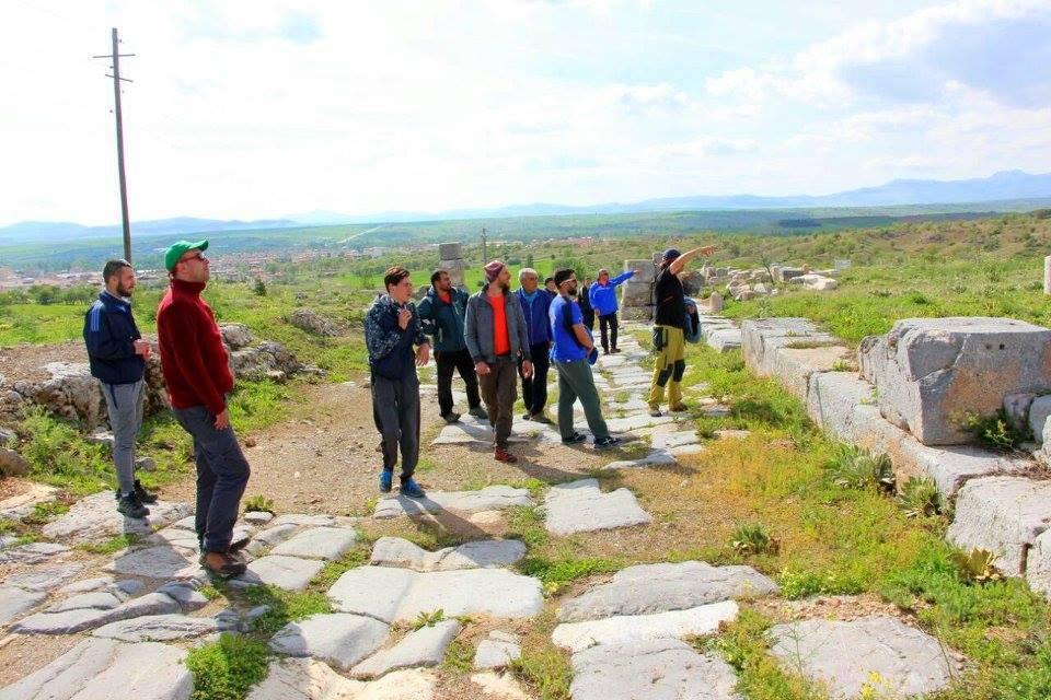 İç Anadolu'dan Akdeniz'e Sultan Dağlarını Enine Geçiş Etkinliği Daveti