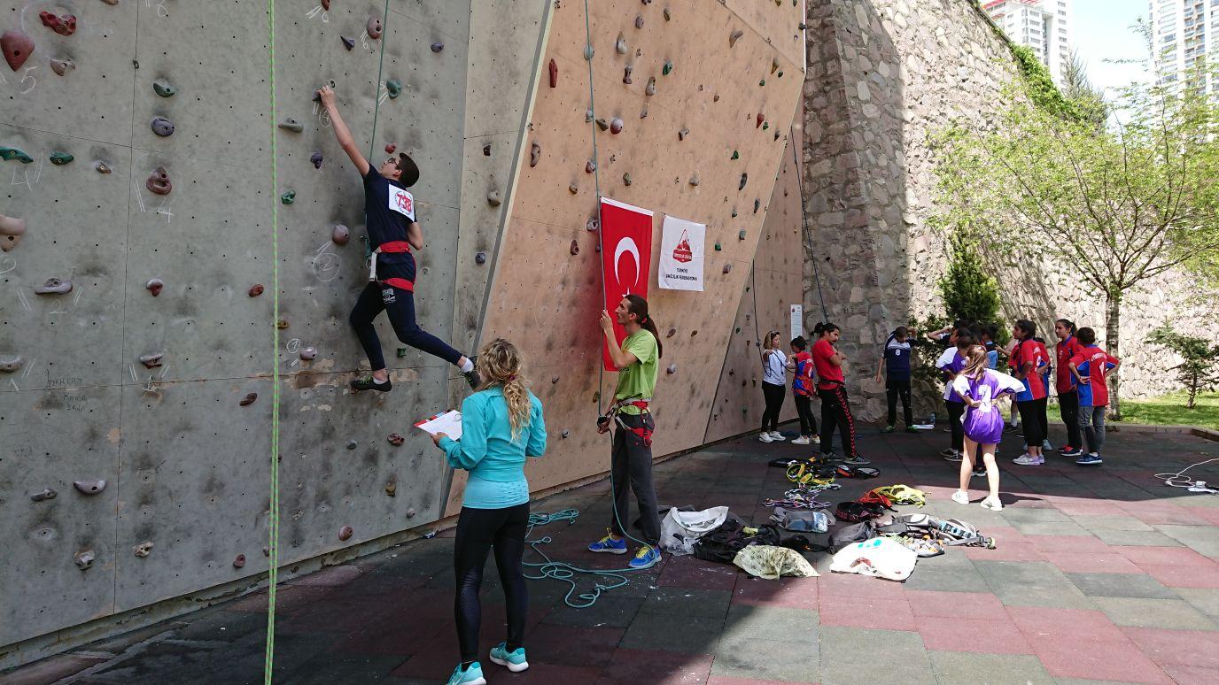 Spor Tırmanış Aday Hakem Yetiştirme Kursu - Erzurum Başvuruları