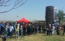 Federasyonumuz İstanbul Gençlik Festivalinde tanıtıldı.