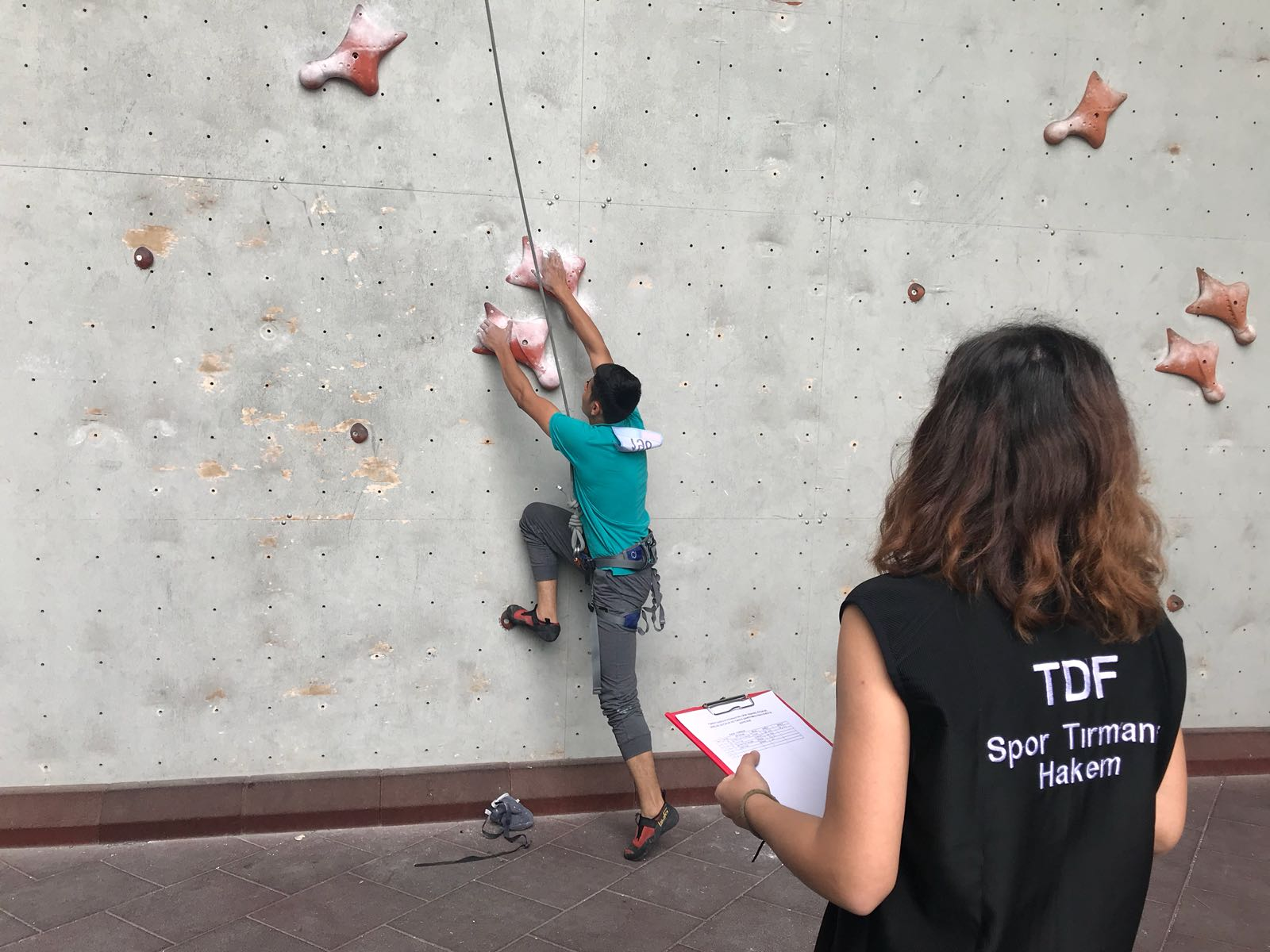 Spor Tırmanış Hakem Gelişim Semineri Başvuruları