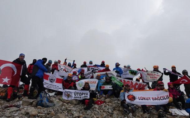 Medetsiz Dağı Zirve Tırmanışı Başvuruları