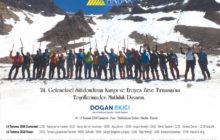 24. Geleneksel Sütdonduran Kampı ve Erciyes Dağı Zirve Tırmanışı Daveti