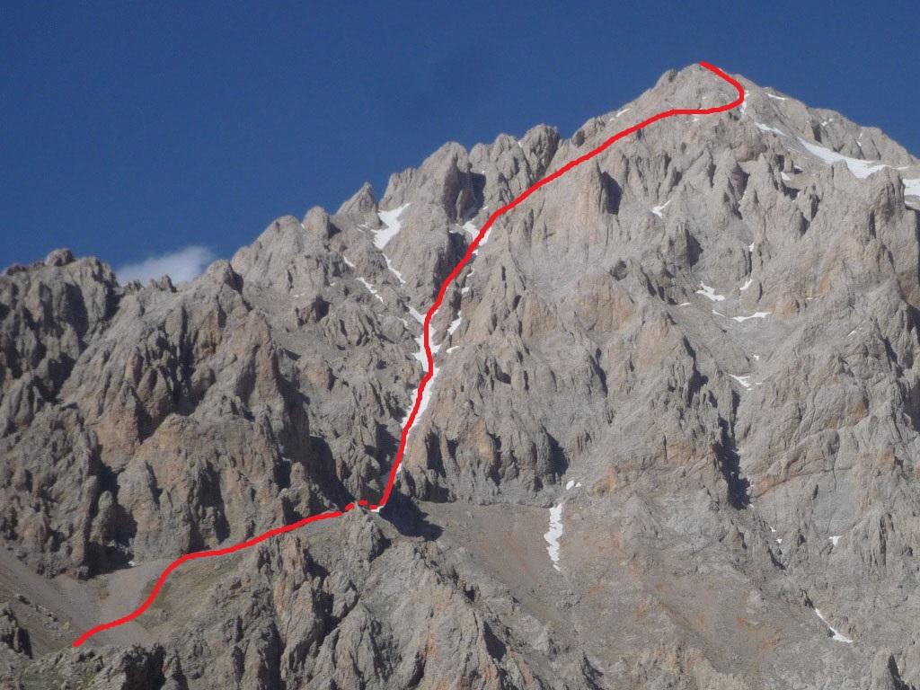 Kaybolan dağcılar kurtarıldı.