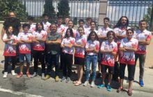 Avrupa Gençler Kupası için Milli Takımımız Bulgaristan'a gitti.