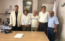 Federasyonumuz Denetleme Kurulu ilk toplantısını yaptı.