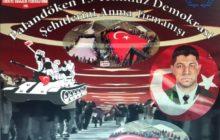 Erzurum İl Temsilciliği 15 Temmuz Tırmanışı