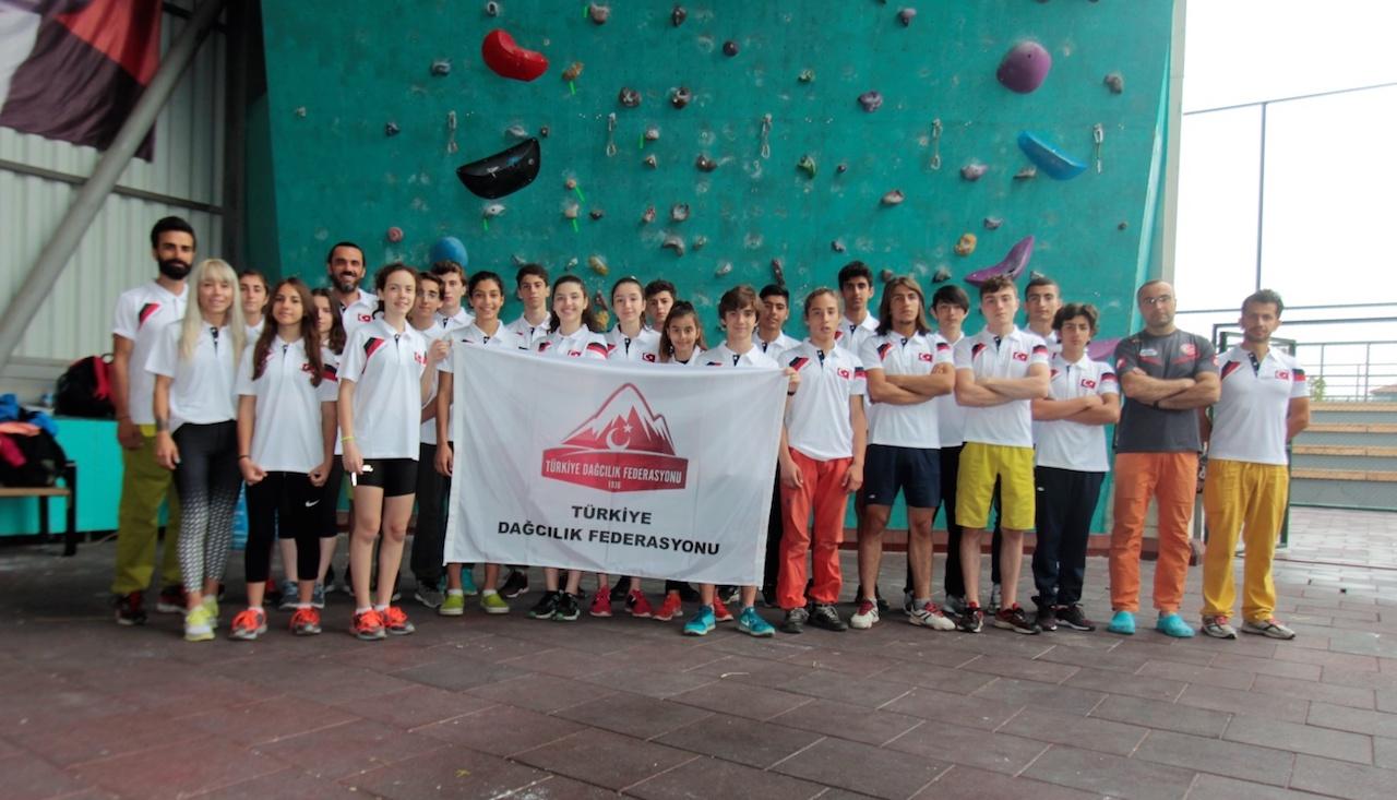Spor Tırmanış Olimpik Takım, Minikler, Küçüklerve Gençler Milli Takım Gelişim Kampı - Sivas Katılımcı Listesi