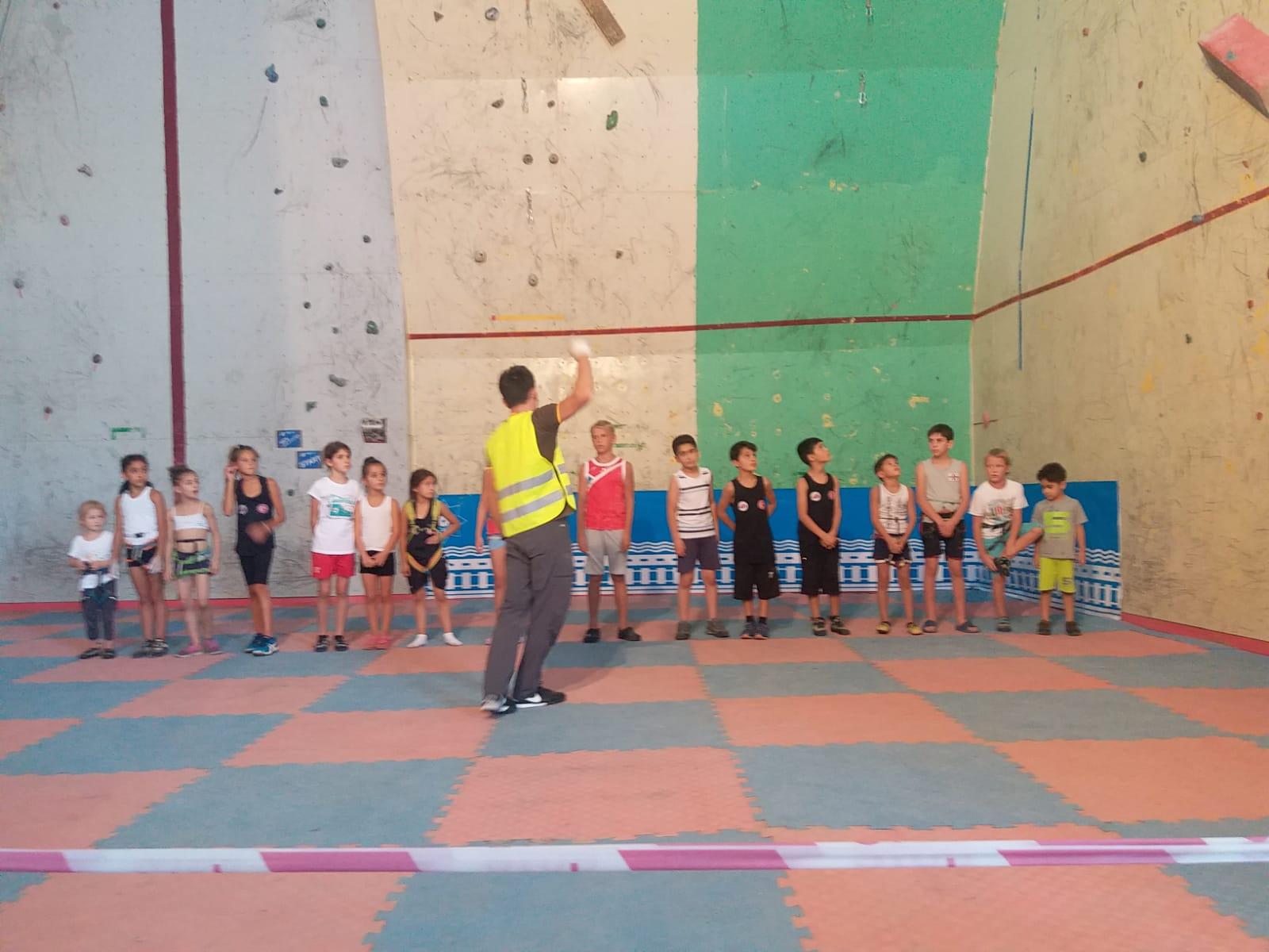 Spor Tırmanış İleri Seviye Eğitimi - Sivas Katılımcı Listesi