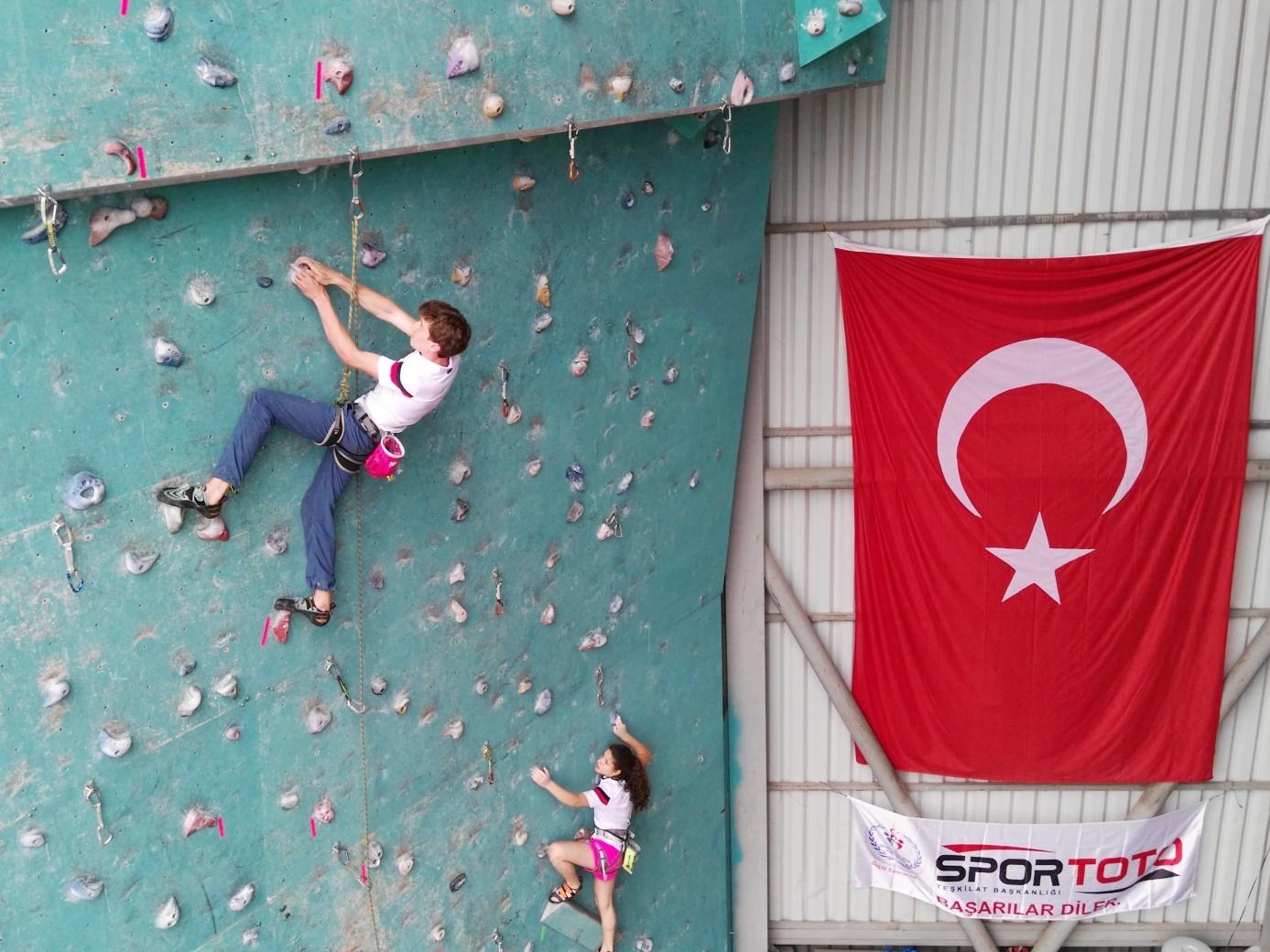 Spor Tırmanış İleri Seviye Eğitimi - Rize Başvuruları