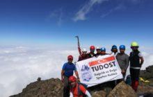 Tai Spor Kulübü Kemerli Kaçkar Dağı Zirve Tırmanışını başarıyla gerçekleştirdi.
