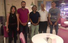 Federasyon Başkanımız Ordu'daki kulüplerimizi ziyaret etti.