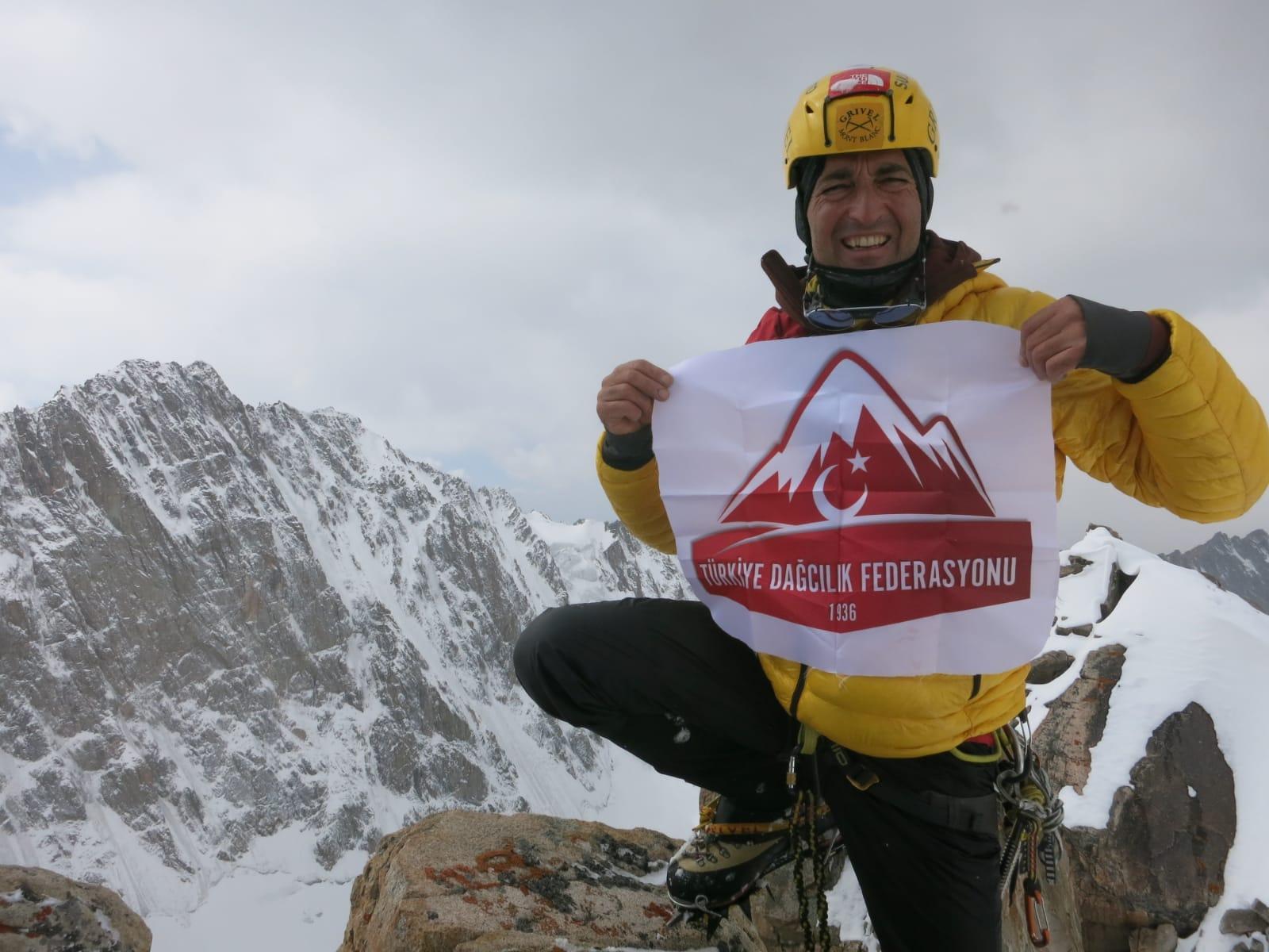 TDF 2018 Proje Bazlı Tırmanışlarından Ala Archa Tırmanışı tamamlandı.