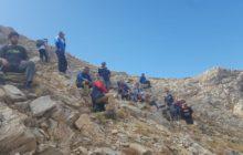 Mereto Dağı Tırmanışı gerçekleştirildi.
