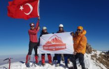 29 Ekim Uluslararası Erciyes Dağı Cumhuriyet Tırmanışı Başvurusu