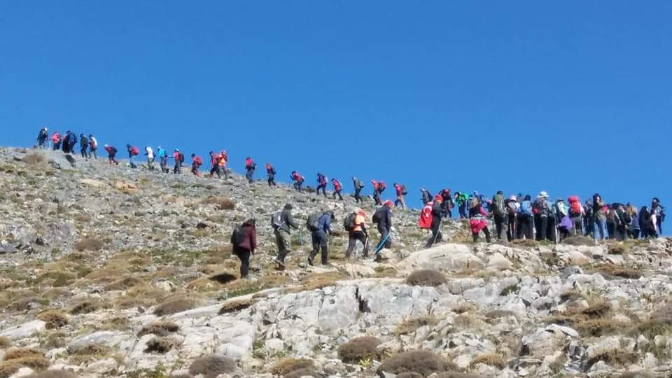 Yaz Yürüyüş Liderliği Eğitimi – Aydın Katılımcı Listesi