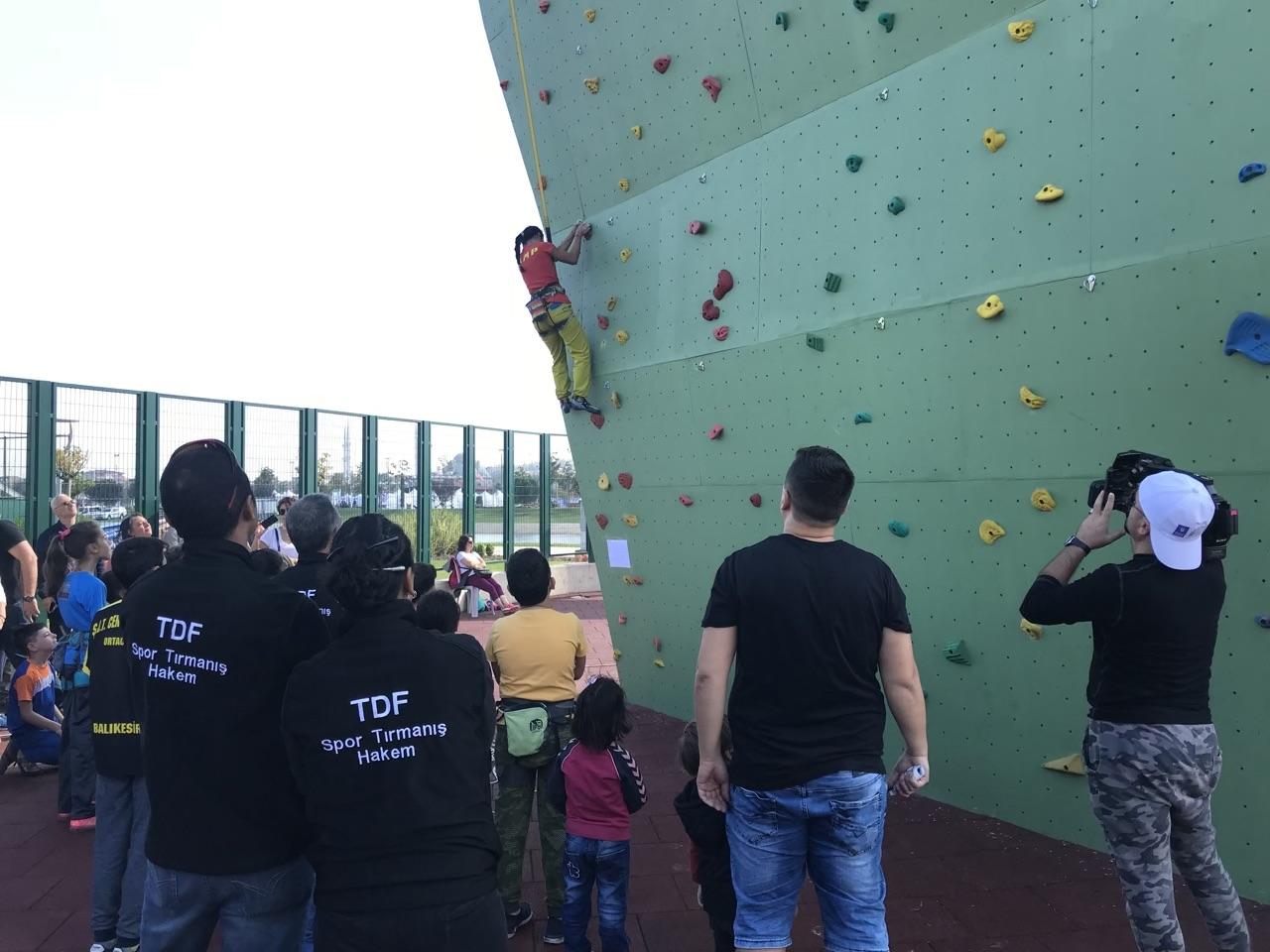 Spor Tırmanış Temel Seviye Eğitimi - Kütahya Katılımcı Listesi