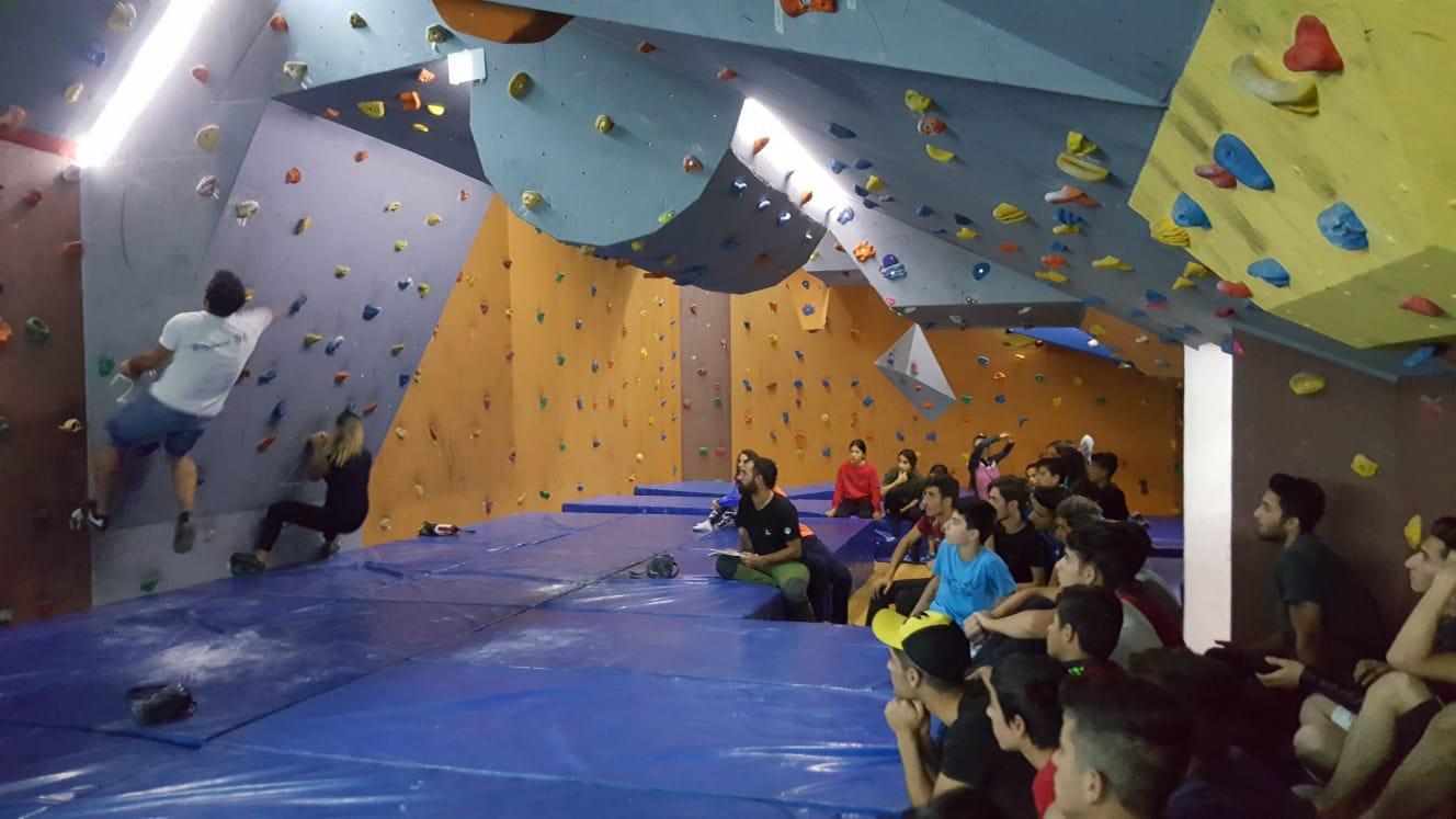 Spor Tırmanış Temel Seviye Eğitimi - Diyarbakır Katılımcı Listesi