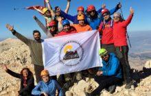 KLOSDAG Kızlar Sivrisi Dağı Zirve Tırmanışını gerçekleştirdi.