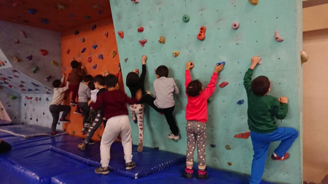 Spor Tırmanış Küçükler ve Gençler Boulder Türkiye Şampiyonası 1. Ayak - Malatya Katılımcı Listesi